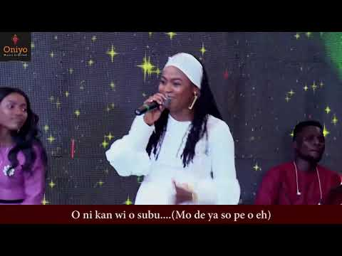 Oluwa Ku'se by Psalmos Live In Concert The Album