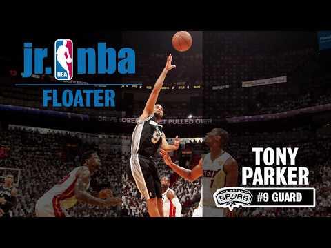FLOATER: TONY PARKER