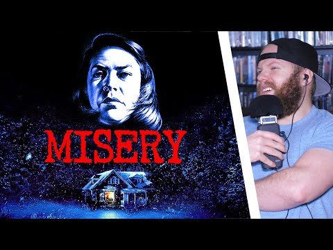 MISERY (1990) MOVIE REACTION!! FIRST TIME WATCHING!