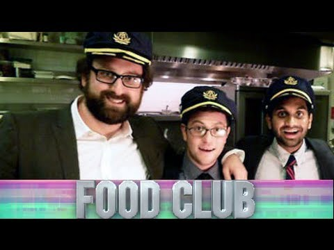 club - Aziz Ansari, Eric Wareheim and Jason Woliner present