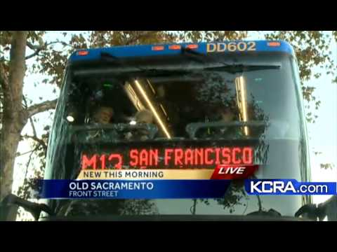 Megabus offers $1 trip from Sacramento to San Francisco