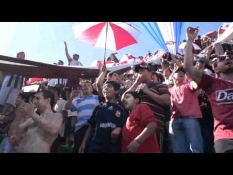 Video - A TODO RITMO !  EN LA CUBETERA LOMENSE - La Barra 14 - Lanús - Argentina