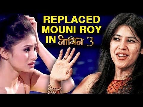 Ekta Kapoor REPLACES Mouni Roy In Naagin 3 |