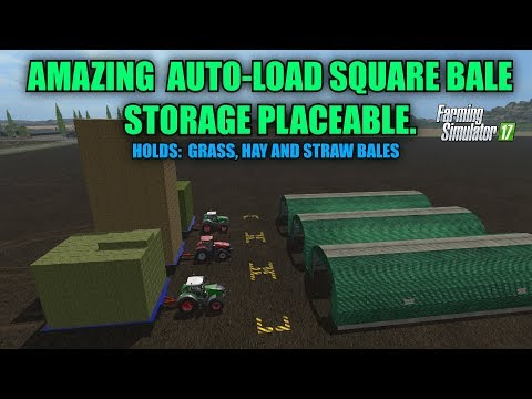 Large Square Bale Storage v1.0.0.0