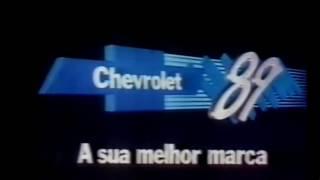 Comercial Chevrolet 1989