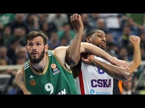 Highlights: Playoffs Game 3 vs. Panathinaikos Athens