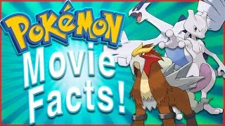 25 AWESOME Facts About the Pokémon Movies! (1-3) by HoopsandHipHop