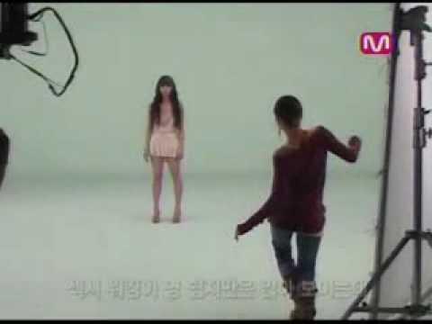 Korean Sexy Dance rihanna let me