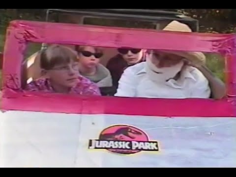 In 2002 Some Kids Recreated The Whole Of Jurassic Park Shot For Shot