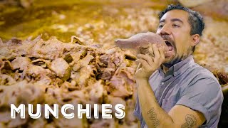 Trying Off Cut Tacos in Mexico City - Ultimate Taco Tour by Munchies