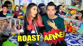 Video Reaccionando a la Gente Reaccionando al ROAST AEME! - Ami Rodriguez Ft. Amara Que Linda MP3, 3GP, MP4, WEBM, AVI, FLV Agustus 2018