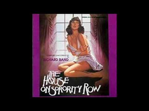 "Richard Band scores ""The House on Sorrority Row"""