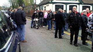 Farningham United Kingdom  City new picture : Pied Bull Boxing Day Gathering 2011