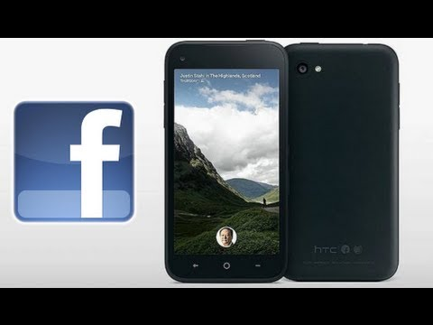Facebook Phone and HTC First (Event Recap)