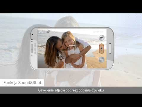 Samsung Galaxy S4 - funkcje telefonu