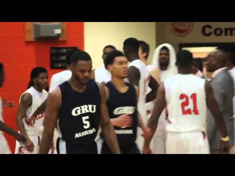 AugBball.com MBB Video Game Recap: Augusta vs. Claflin