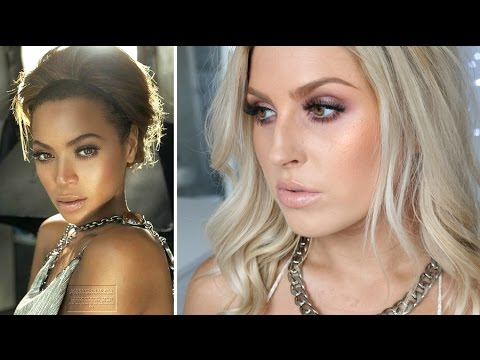 Beyonce - Here's a sexy Beyonce inspired look using the Lorac Pro 2 Palette! Super bronzed, sultry and glossy makeup! Check out Amanda's video: http://youtu.be/QE0cVrXeBzk Subscribe to Amanda: https://www.yo...