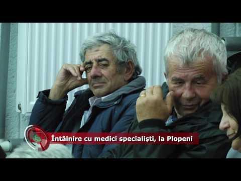 Emisiunea Proiecte pentru comunitate – 24 octombrie 2016 – Întâlnire cu medici specialiști, Plopeni