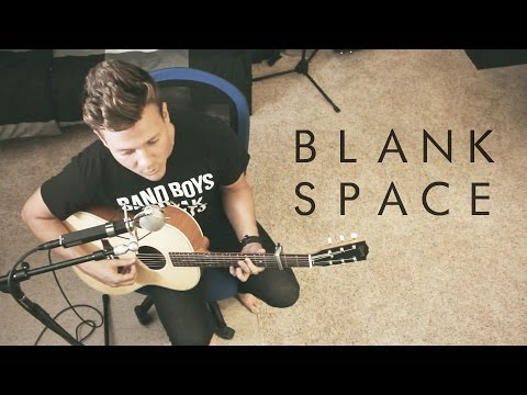 Taylor Swift – Blank Space – Music Video (Tyler Ward Acoustic Cover) – Official Simple Session