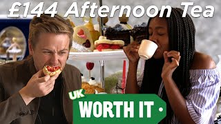 Worth It UK - Afternoon Tea