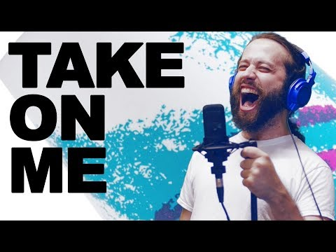 """A-Ha  """"Take On Me"""" Cover by Jonathan Young"""