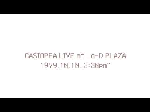 CASIOPEA LIVE at Lo-D PLAZA 1979.10.10_3:30pm~