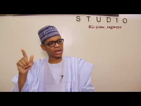 Funny MC Tagwaye's Buhari Comedy Compilation   YouTube