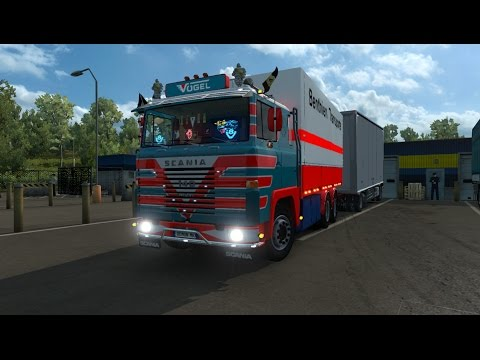 Pack v10.5 compt. Trucks with Powerful v10.4