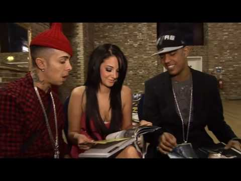 New JLS song/Tinie Tempah tours with Rihanna
