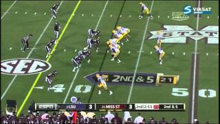Johnthan Banks vs LSU (2011)