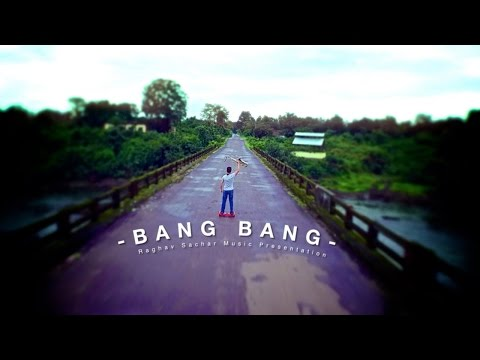 Bang Bang feat. Raghav Sachar - 10 Instruments in