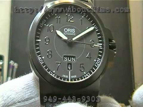 About Time Watch Company Presents the Oris BC3 Advanced Day Date Watch Video