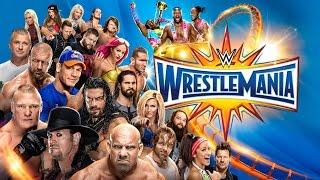 Nonton WWE WrestleMania 33 || WrestleMania 33 April 2, 2017 Film Subtitle Indonesia Streaming Movie Download