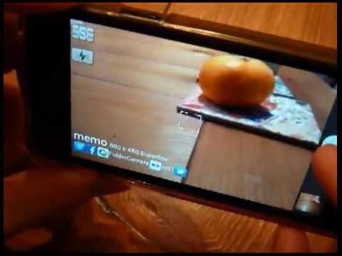 Video of Folder Camera