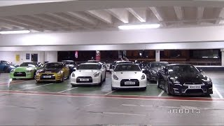 Nonton Crazy Nissan GTR Meet - Fast and Furious Style Film Subtitle Indonesia Streaming Movie Download