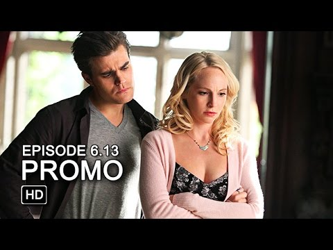The Vampire Diaries - Episode 6.13 - The Day I Tried to Live - Promo