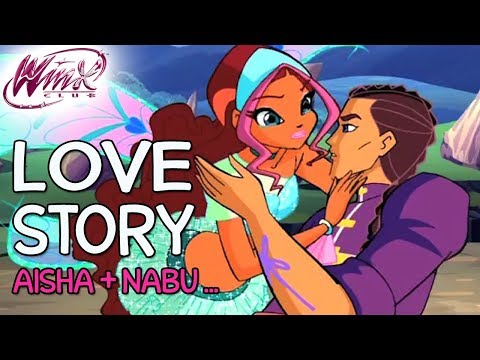 Winx Club – Aisha And Nabu's Love Story… Plus Roy And Nex! [from Season 3 To Season 7]