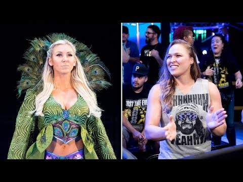 Ronda Rousey challenged Charlotte Flair and we are so ready