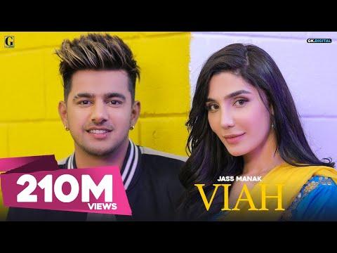 VIAH : JASS MANAK (Official Video) Satti Dhillon   Latest Punjabi Song 2019   GK.DIGITAL   Geet MP3