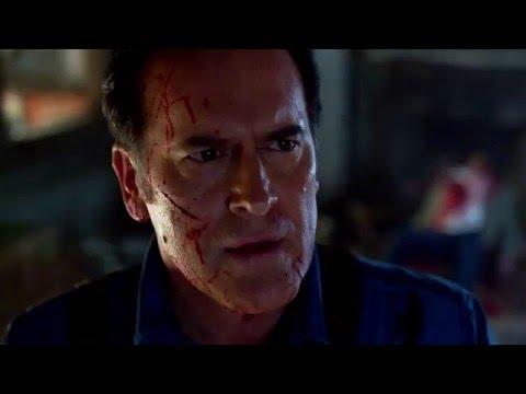 Inside the World Ash vs Evil Dead - Episode 9 | SKY TV