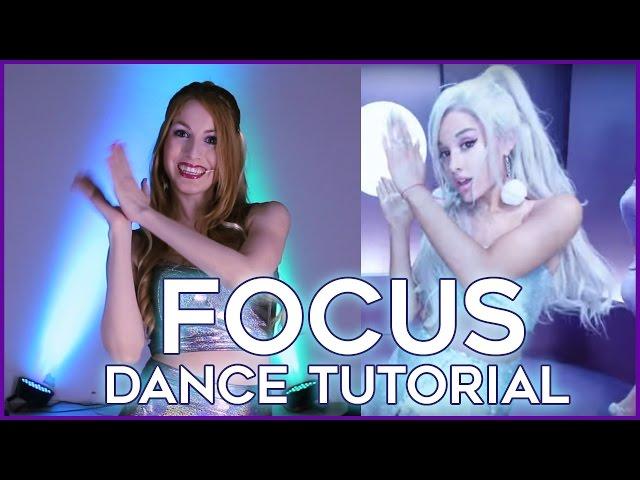 Focus Ariana Grande Dance Tutorial Aprende