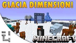 Minecraft Mods - Glacia Dimension