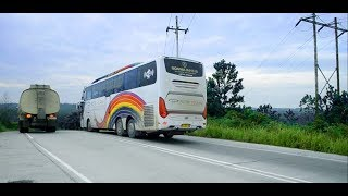 Video Duel Sengit Bus Lintas Sumatera MP3, 3GP, MP4, WEBM, AVI, FLV Juni 2018