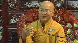 Kinh Niệm Phật Ba La Mật: Không dính mắc - TT. Thích Nhật Từ