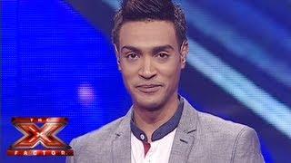 ابراهيم عبد العظيم - العروض المباشرة - الاسبوع 5 - The X Factor 2013