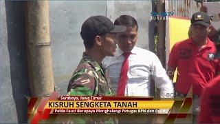 Video Kisruh Sengketa Tanah, Polisi & TNI Adu Mulut MP3, 3GP, MP4, WEBM, AVI, FLV Februari 2018