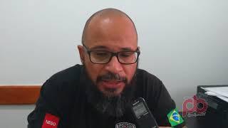 Delegado do GTE revela detalhes da prisão do Estuprador, e revela que ele já tinha abusado a Prima em 2016 em Sousa