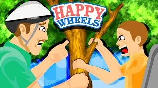 Video LE PIRE PÈRE DU MONDE ! | Happy Wheels ! MP3, 3GP, MP4, WEBM, AVI, FLV September 2017