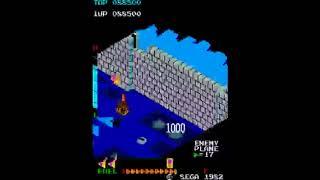 Zaxxon (Arcade Emulated / M.A.M.E.) by LoboFurioso