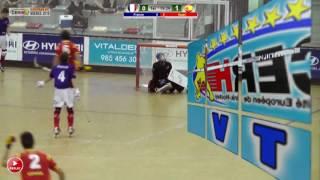 "France-Spain | Group ""B"" | Euro U17 Mieres 2016 | Game #12"